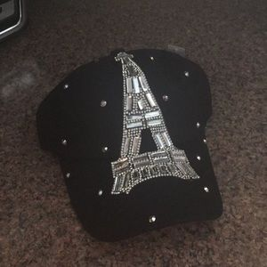 Blinged baseball cap
